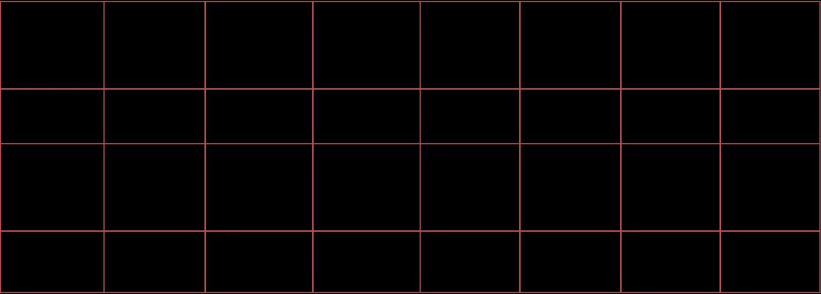 Word grid causes